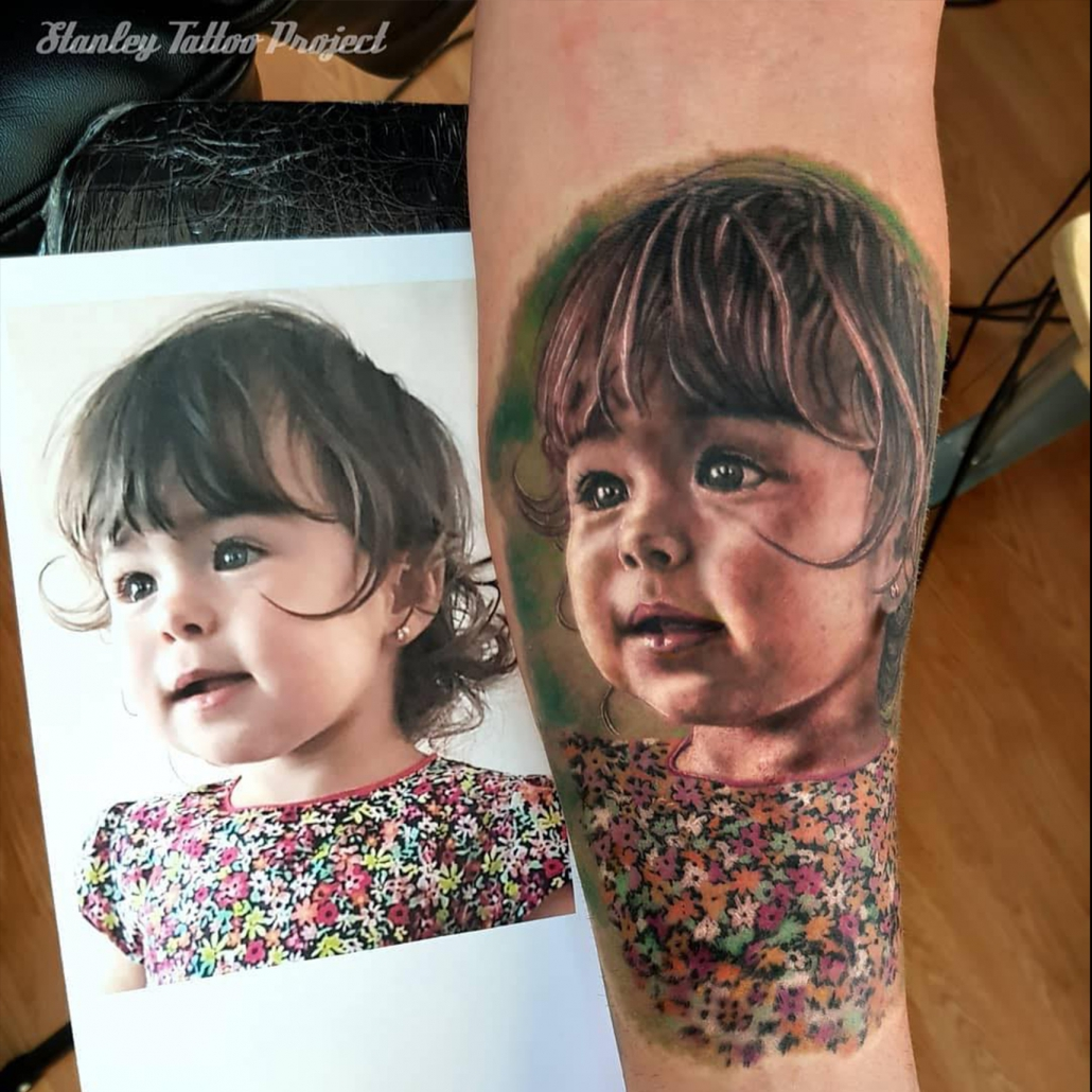 stanley tattoo project